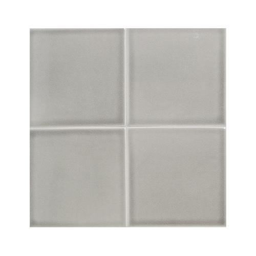 X Sonoma Tilemakers - 6x6 black floor tile